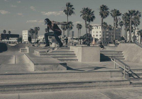 Skate player Mass effect